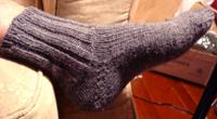 sock 1 done
